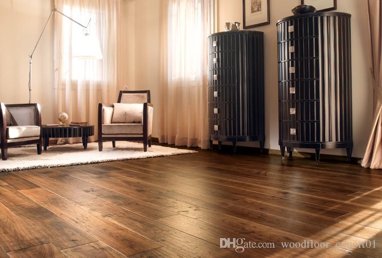 Wood Flooring Acacia Wood Holzboden Grosse Wohnzimmer Boden Europaischen Stil Antik Zimmer Boden Asiatische Birne Sapele Holzboden
