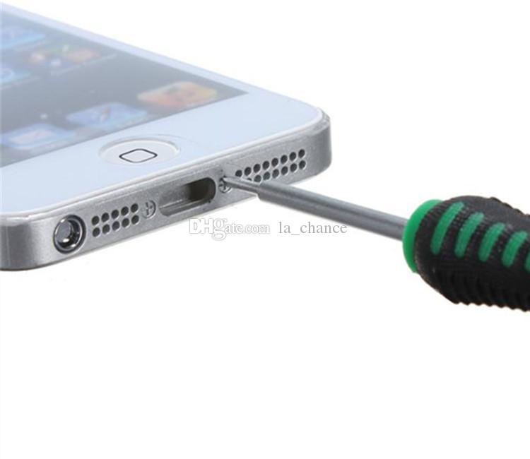 Meilleure qualité 16 en 1 Ouverture Pry outils de réparation de téléphone Démontage kit de réparation de téléphone Tournevis polyvalent pour smartphone