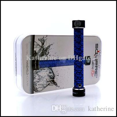 E Cigarette Starbuzz Mini E hose Kits Mini Ehookah Ehose e-hose Square Handled Hookah e shisha Portable Mini e cig E hookah kits instock