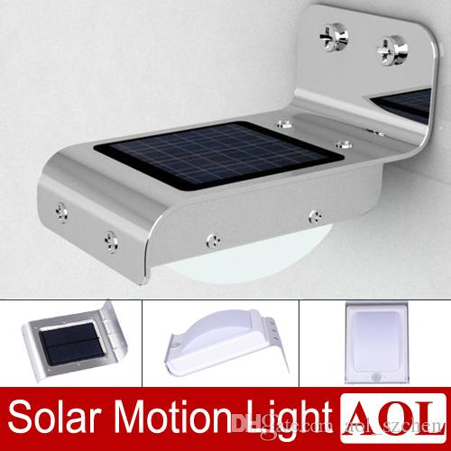 PIR Solar Powered Outdoor Security Light Motion Detection Solar Panel LED  Energy Saving Lamp 100 Lumen Garden LED Lamp Motion Sensor Lights Solar  Motion ...