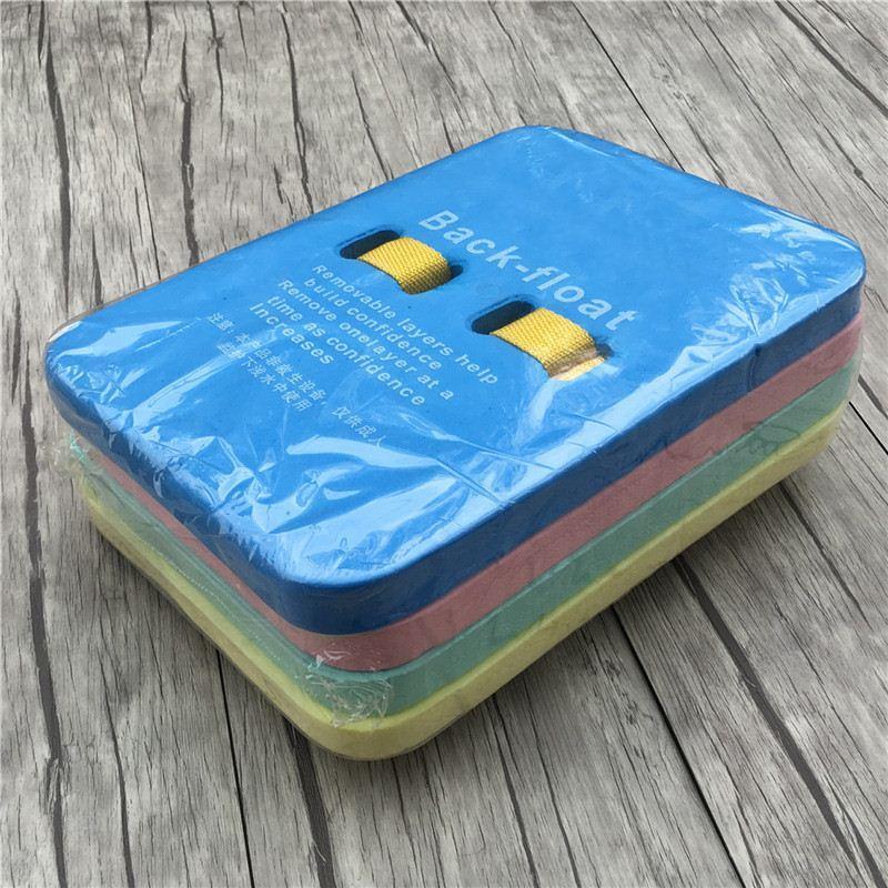 Детей плавать бассейн учебное пособие поплавок доска kickboard дрейф доска Сплит плавучести назад играя в настольные воде плавает