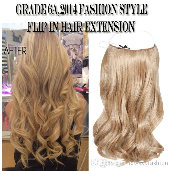 Halo Style Hair Extensions Image Collections Hair Extensions For