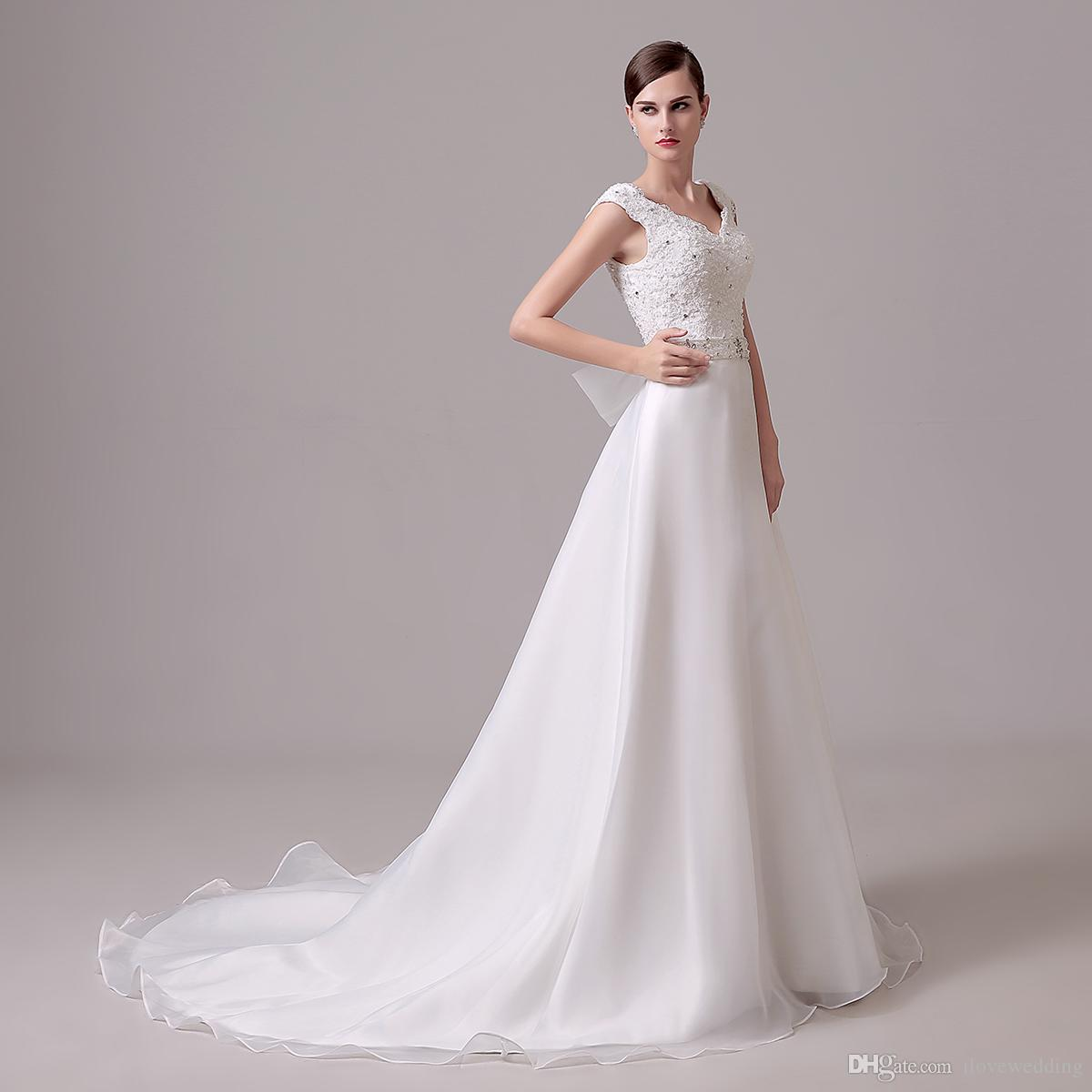 Discount Bridal Gowns: Discount Cheap Under 100 Full Length Wedding Dresses