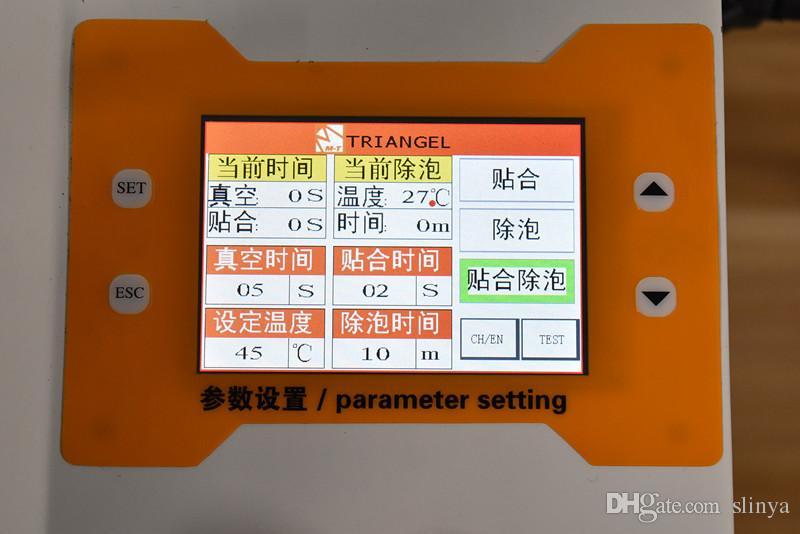 Tutto in una macchina di laminazione di vuoto della macchina di laminazione a vuoto di OCA rimuove la macchina riparazione LCD del telefono cellulare Refurbish