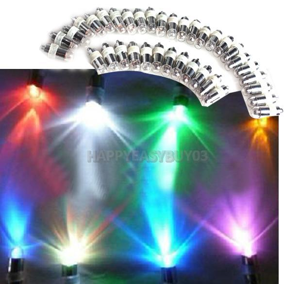 2018 H3#r 24x Color Changing Led Light Waterproof Balloon Lights Paper  Lantern Wedding Decoration Small Led Bulb From Ht1988829, $31.78    Dhgate.Com