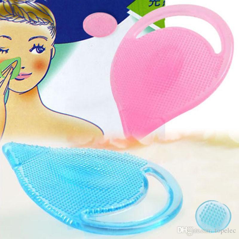 lackhead стиральная Remover чистка лица Pad лицо чистый мягкий нос кисть поры очиститель уход за кожей инструменты красоты бесплатно dhl 6852