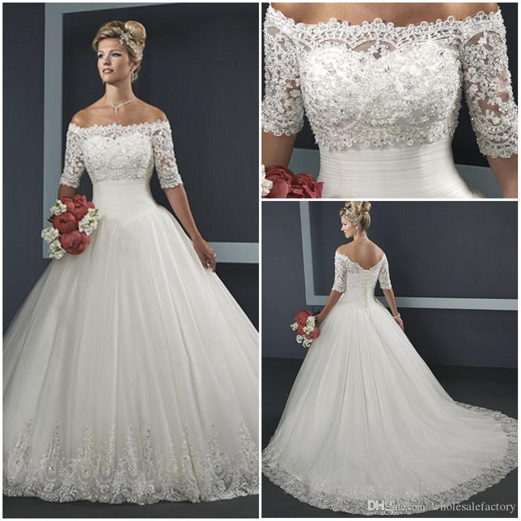 modest princess wedding dresses » Wedding Dresses Designs, Ideas and ...