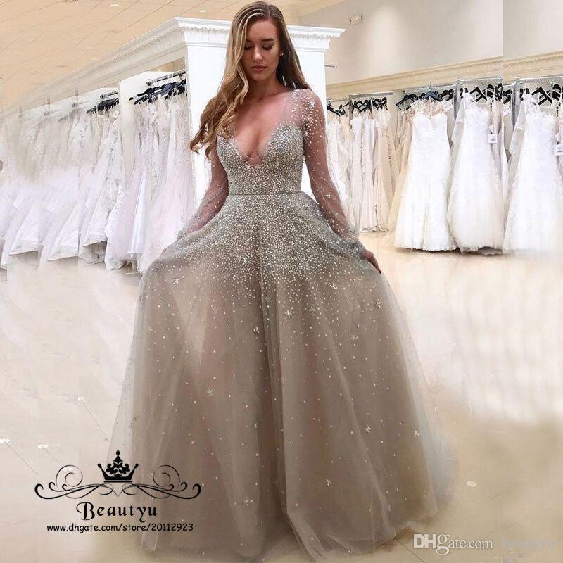 Flowy Prom Dresses Dress Nour