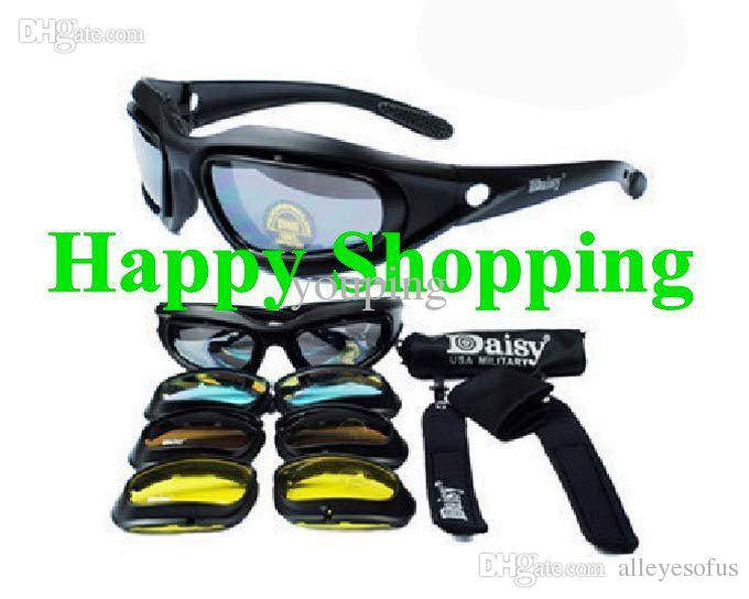 a7221d67d6c Daisy C5 Desert Storm Sun Glasses Goggles Protective Riding Glasses Glasses  Sun Glasses Change Color Sun Glassese Online with  39.07 Piece on  Alleyesofus s ...