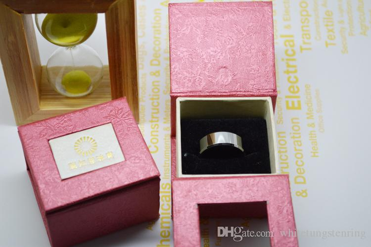 TUNGSTEN RINGS 텅스텐 결혼 반지 TUNGSTEN RINGS 패션 반지 반지 쥬얼리