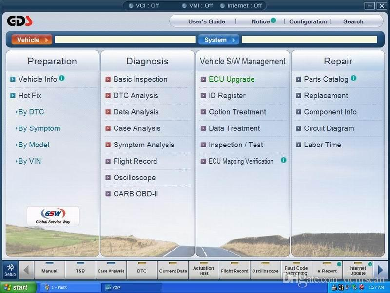Gds Software For Kia - launchsokol
