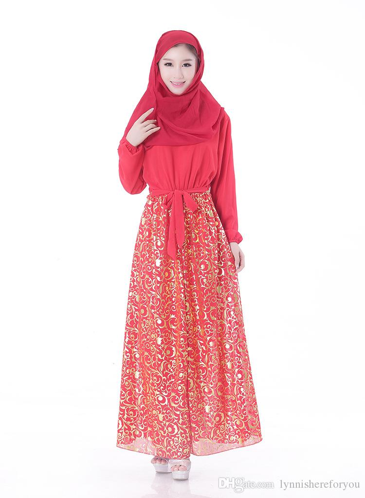 Traditional muslim clothing for women