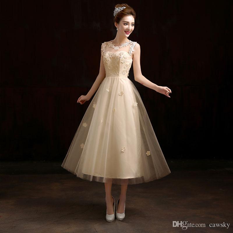 Sheer Tea Dress
