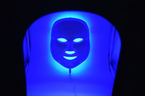 PDT Photon LED Facial Mask Skin Rejuvenation Beauty Therapy Lights Red Blue Green For Pigmentation Correction DHL