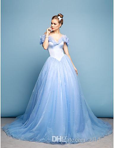 Cinderella Wedding Dresses 2015 Princess CinderellaS Bridal Gowns