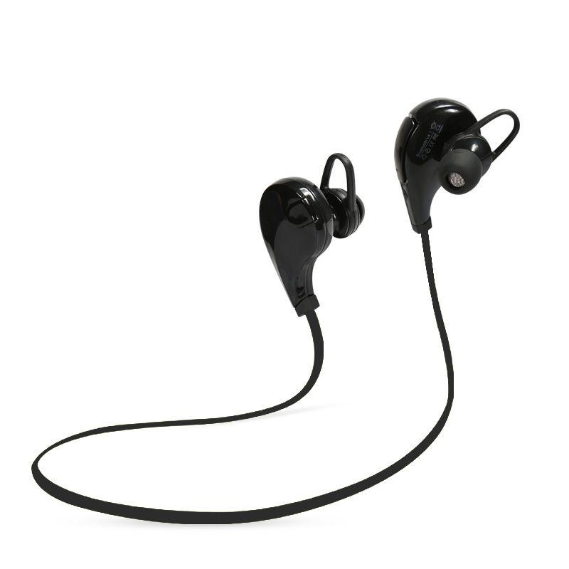 Auriculares Bluetooth QY7 Inalámbrico en Auriculares Estéreo Deportes Auriculares Auriculares Anti-Sudor Manos Libres para iPhone 6 LG Samsung HTC Xiaomi