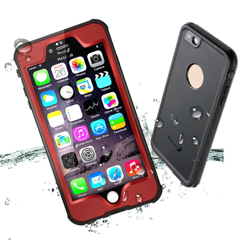 the best attitude f7ea8 fbb09 Redpepper Pro For Iphone 6 Waterproof Case Shockproof Coque Iphone 6s Plus  Underwater Case Ip68 Cover Iphone6 Capinha