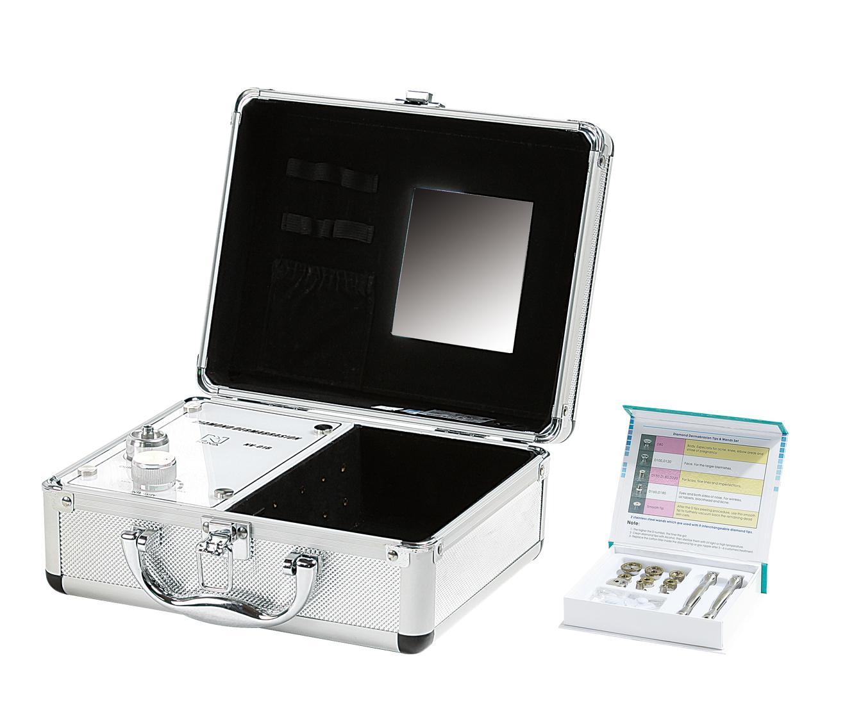 Оборудование красотки обработки microdermabrasion подсказки Диаманта горячего сбывания высокомарочное Миниое для пользы салона и CE пользы дома