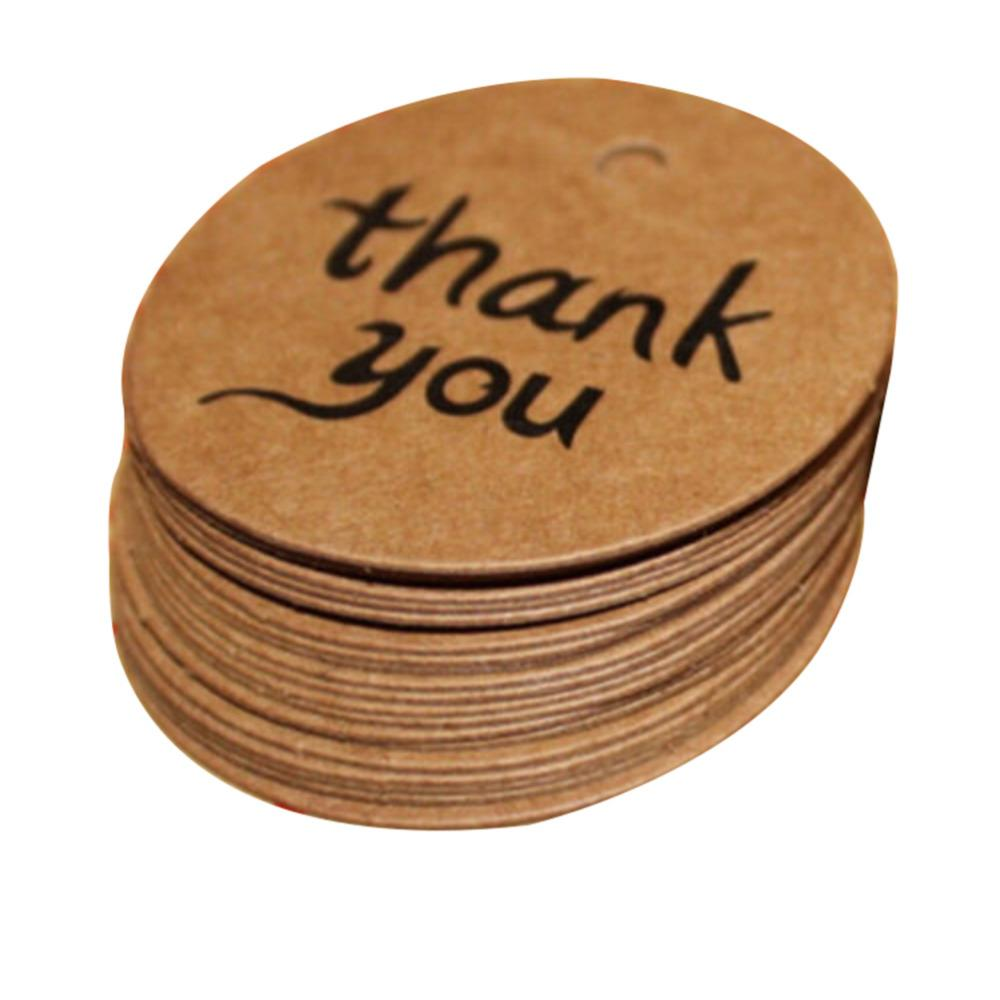 Wholesale Kraft Paper Wedding Thank You Tag For Candy Gift Box Decoracion  Vintage Wedding Supplies Wedding Gifts For Guests Wrapping Bags Wrapping  Boxes ...