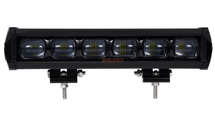 Newest 6D Lens 30W 60W 90W 120W 150W 180W 210W 240W Single Row Front Bumper Car Dome Light Bar For Offroad 4*4 Truck ATV 12V 24V
