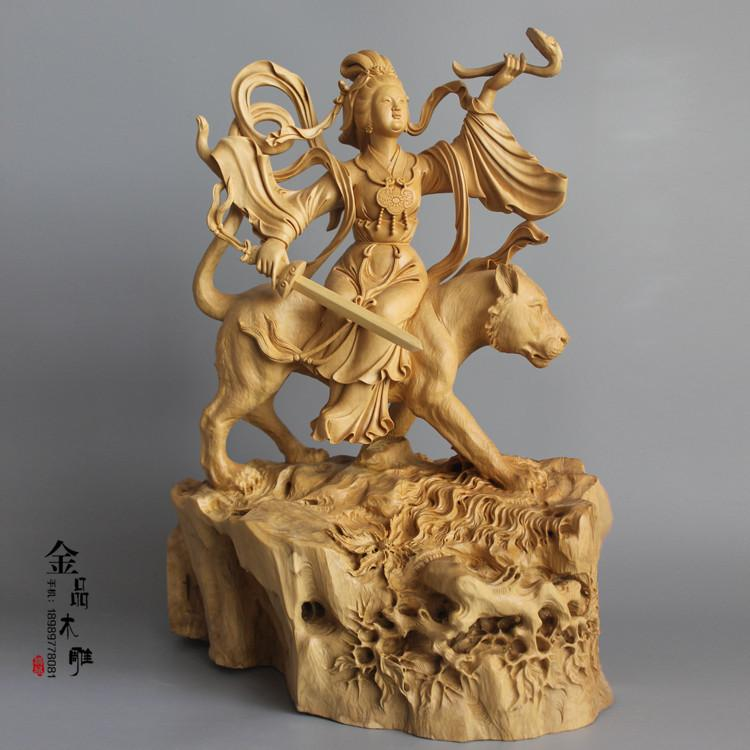 Yueqing boxwood carvings folk carving masters of high grade