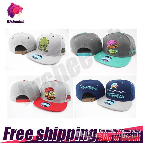 3b015db5881 ... hip hop adjustable hat baseball cap pink ddeff 3bfcc netherlands pink  dolphin snapback caps hats bone gorras cheap snapbacks hat black baseball  ...