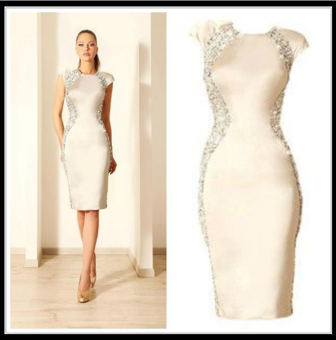 Short classy evening dresses