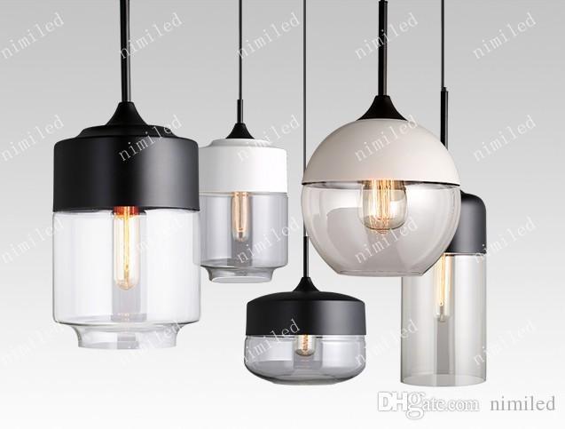 Acquista nimi530 nordic modern loft vintage lampade illuminazione