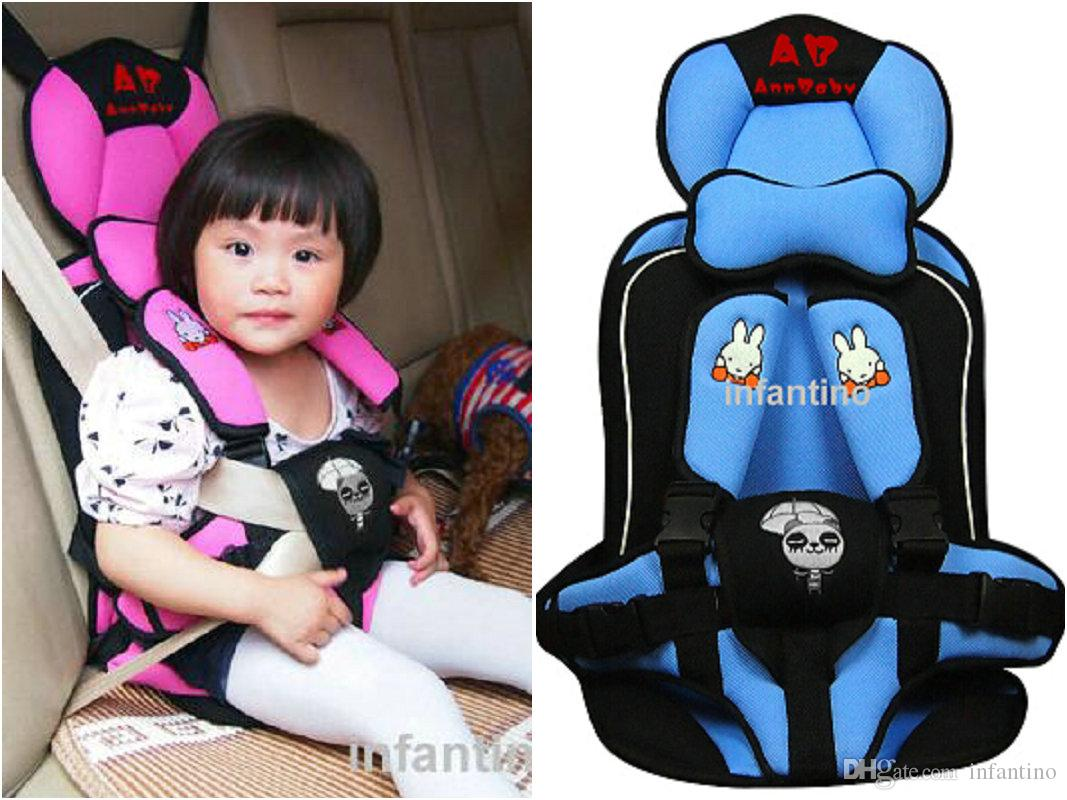 2018 Baby Safety Car SeatsChildrenS Seat Cushion For Children Aged 0 To 5 Comfortable Seating Peace SeatsAutomobile Chair From