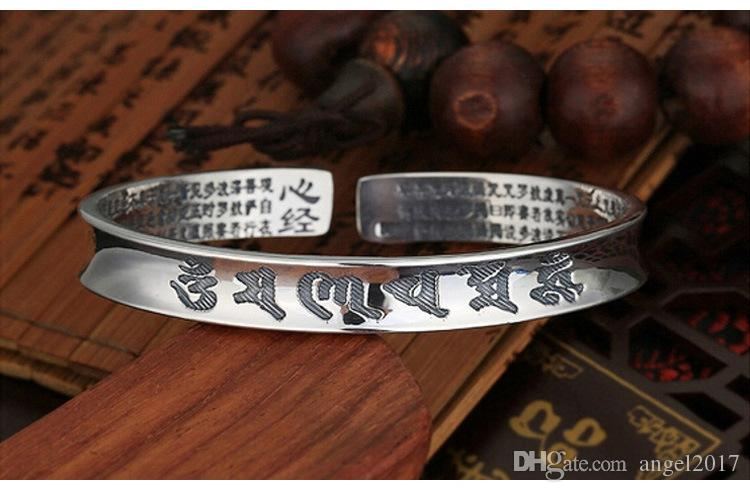 S999 Sterling Silver Heart Bracelet Amantes de Prata para Bo Joporomido presente do Dia dos Namorados para enviar a sua namorada um presente
