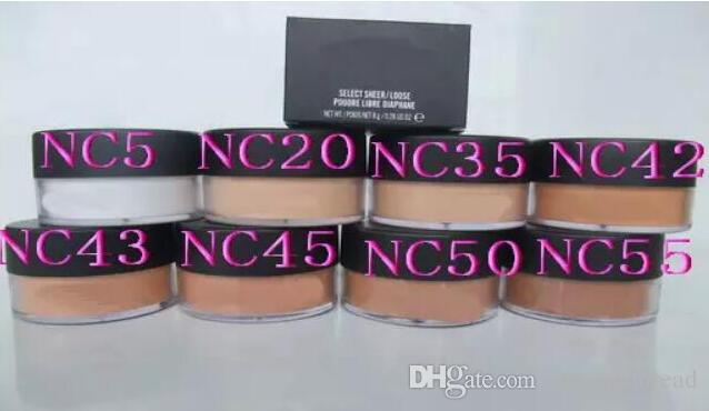 FREE SHIPPIN good quality Lowest Best-Selling good sale NEWEST MakeupLOOSE POWDER + gift