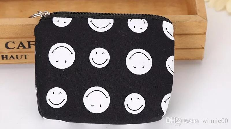 new arrival blank canvas coin purse ladies cheapest classic retro