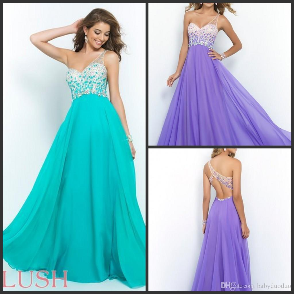 2015 Blush 9965 By Alexia Prom Dresses Sweetheart Neckline Purple ...