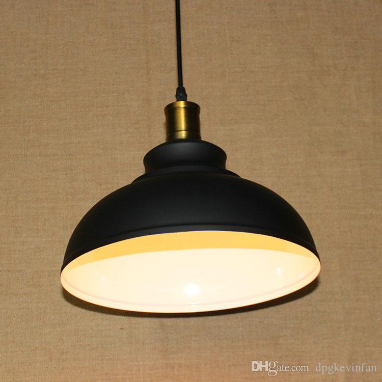 Superieur New Design Iron Black Lampshape Pendant Lighting Attic Living Room Aisle  Restaurant Lights Modern Pendants Hanging Light Shades From Dpgkevinfan, ...