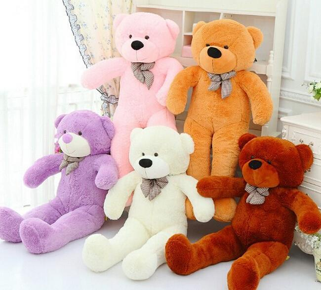 c0e7cc0d572f2 120cm 1.2 Big Giant Teddy Bear Cute Plush Stuffed Toy Animals Soft Plush Toy  Girl Birthday Gift Toys Baby Doll Teddy Bear Cute Plush Stuffed Toy Online  with ...