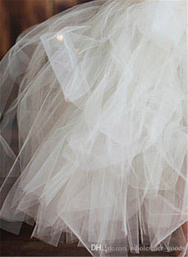 Lace Crianças Vestido Flower Girl Dress Infantil Princesa Vestido Branco Gauze saia Of Bitter Fleabane Bitter Fleabane saia Partido vestidos de casamento