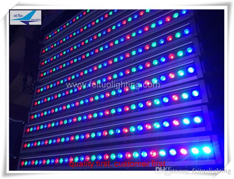 Outdoor LED Muurwasser RGB Kleur Mengen LED Wall Wash Light DMX 36x3W LED Wall Washer Light