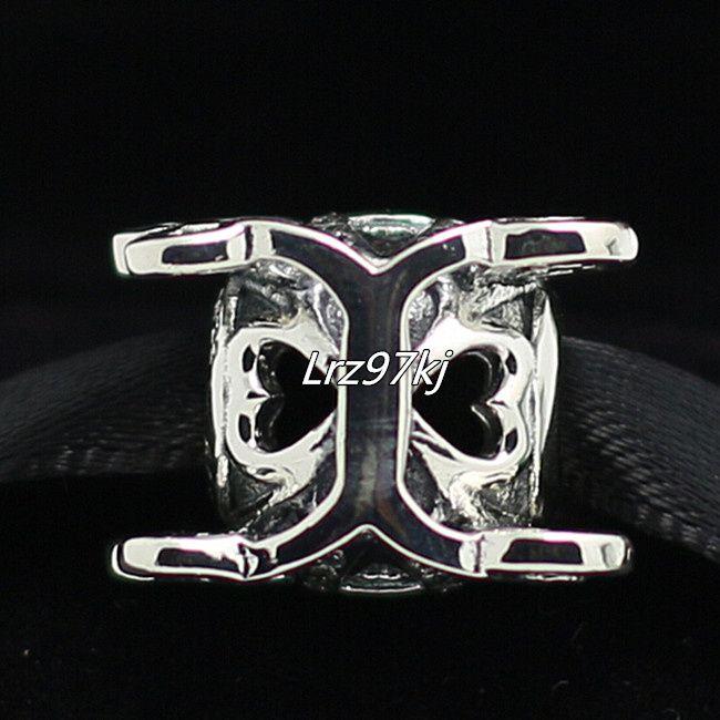 2015 New 925 Sterling Silver & 14K Real Gold Cinderella Pumpkin Charm Bead Fits European Pandora Jewelry Bracelets Necklaces & Pendants