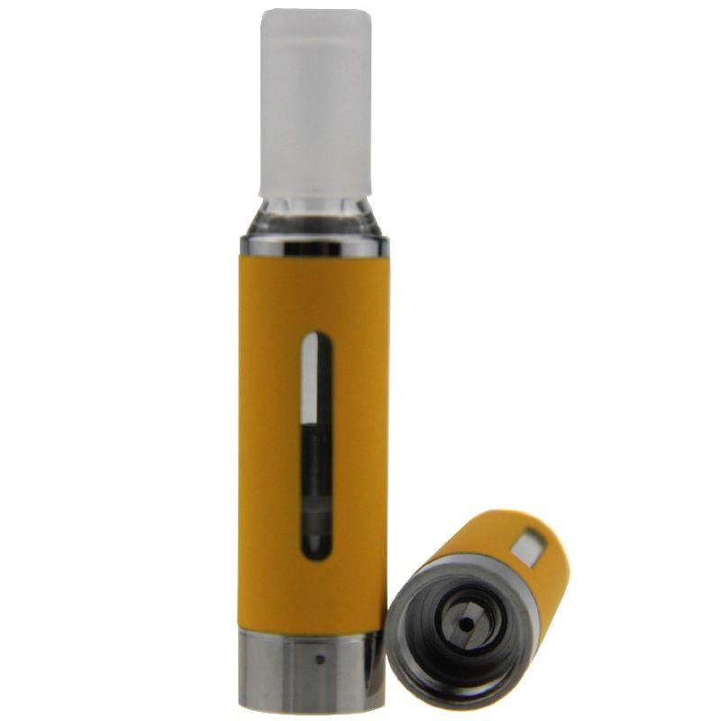 Más barato MT3 Atomizer E cigarrillo rebuildable bobina inferior Clearomizer tanque para EGO batería Multi-color Atomizer Envío gratis