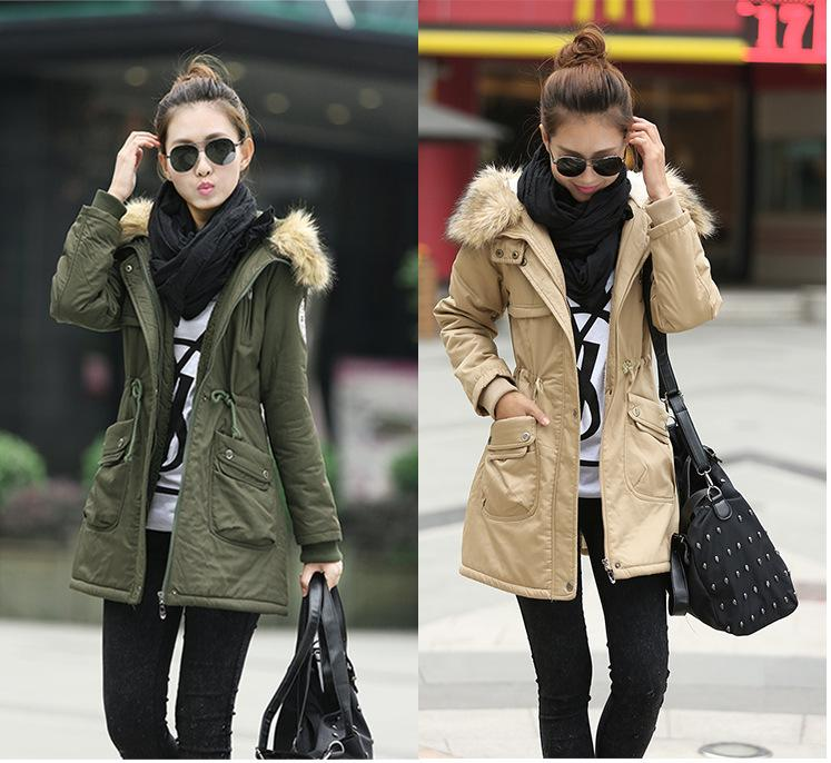 2017 Hot Ladies Overcoat Designs Fur Coat Long Women'S Coat ...