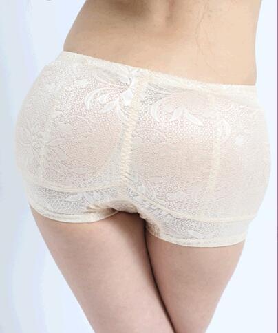도매 여성 패딩 전체 엉덩이 엉덩이 증강 팬티 셰이퍼 속옷 S M L XL K