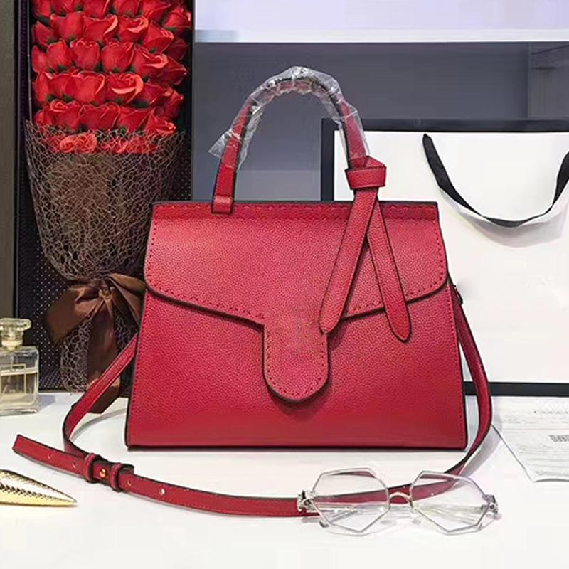 daff7b9e9f98 Luxury Brand Marmont Handbags Women Tote Bag Leather Shoulder Bags ...