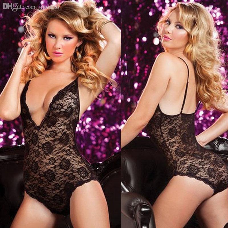 Wholesale-Hot Sexy Plus Size Lingerie Underwear Costumes Xxl Xxxl ... 6be4d1e1e