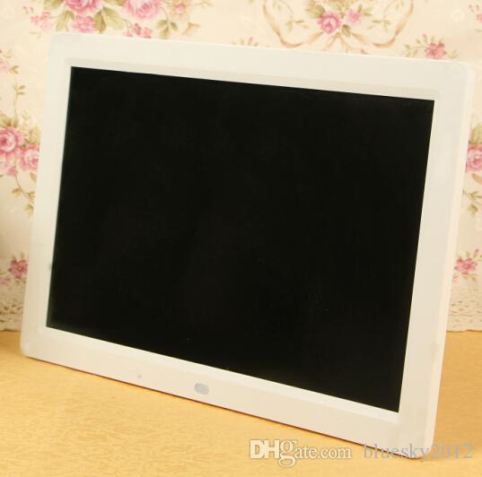 12,1 12 Zoll Digital Photo Frame Multifunktions Musik Video Player Ebook Calend Uhr Kostenloser Versand