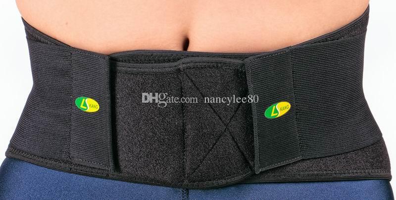 Heated Neoprene Waist Support Sports Waist Support SBR Slimming Belt Body Sculpting Waist & Tummy Shaper Breathable Eco-friendly