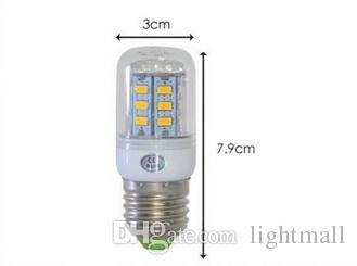 E14 Led Kronleuchter ~ Großhandel epacket ultra bright smd e e led lampe w w