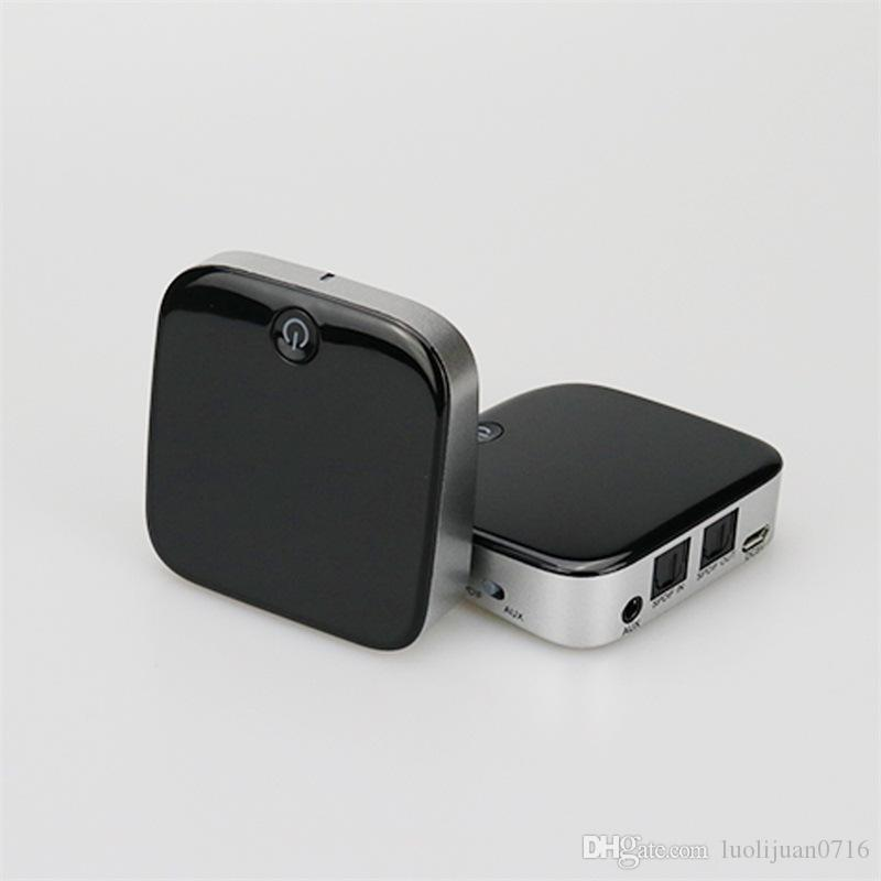 BTI-029 High Quality 2 in 1 Wireless Bluetooth 4.1 Audio Transmitter Receiver Digital Optical Toslink SPDIF Adapter with APTX