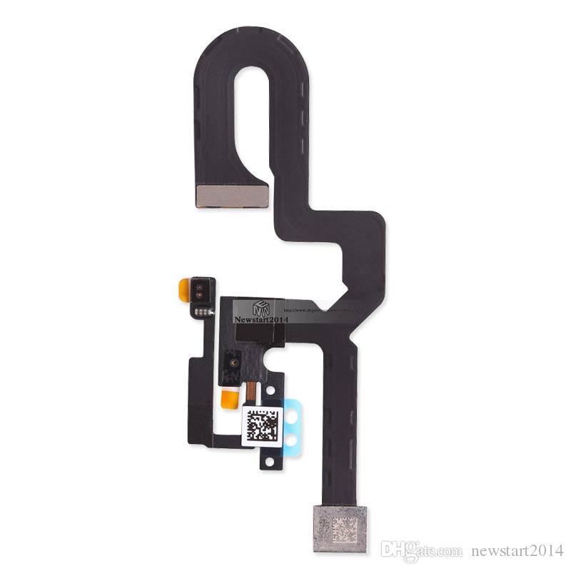 IPhone 7 7G 7 + 7 Artı için Ön Bakan Kamera Modülü Yakınlık Işık Sensörü Flex Kablo