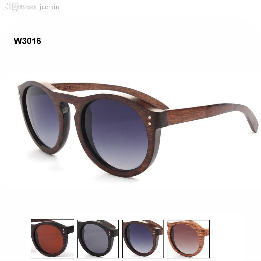a42f762a2861d Compre Atacado Alta Qualidade Quadrado De Bambu Óculos De Sol Dos Homens  Polarizados 2015 Original Design Da Marca Óculos De Verão Estilo De Madeira  Óculos ...