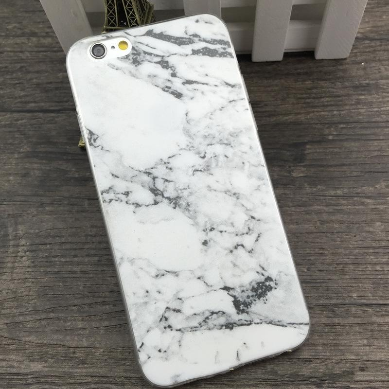 For Iphone 6plus Cases Marble Case Plastic Hard Case Cover